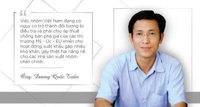 Nhôm Việt trước cuộc chiến thương mại Mỹ - Trung: Cơ hội lớn từ thách thức