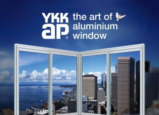 Cửa nhôm Ykk Japan phân phối bởi Sakura Window kèm báo giá