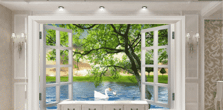 4 Xu hướng lắp cửa sổ nhôm tận hưởng không gian sống