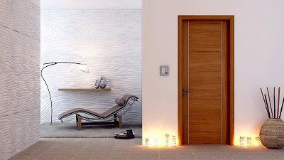 Hình ảnh cửa nhà vệ sinh bằng gỗ