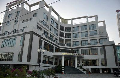 Khách sạn Dragon Sea sử dụng nhôm PMA