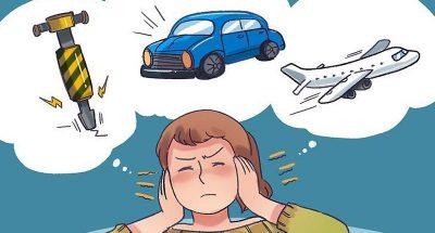 Tiếng ồn gây phiền nhiễu trong cuộc sống