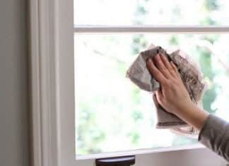 Tổng hợp các cách làm sạch cửa nhôm đơn giản