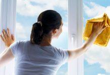 Những cách vệ sinh cửa nhôm kính chuẩn bị cho mùa Tết 2020