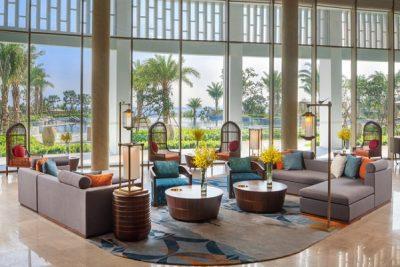 Không gian ấm cúng, chan hòa thiên nhiên tại nhà hàng Panorama, Mövenpick Resort Cam Ranh