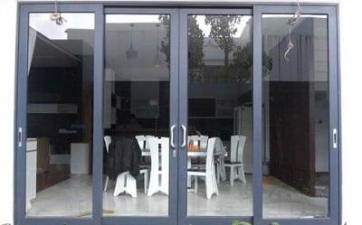 Cửa nhôm kính xingfa