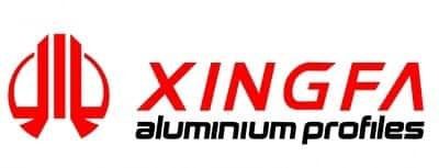 Logo nhôm Xingfa
