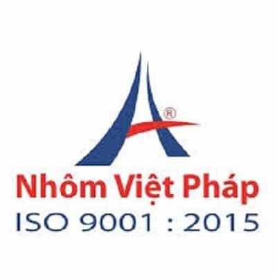 Logo nhôm Việt Pháp