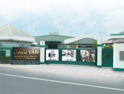 Nhà máy Loval của Long Vân tại Bình Dương