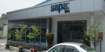 Nhôm Vijalco (Sapa) là thương hiệu nhôm lâu đời trên thị trường