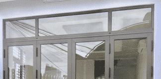 Nhôm Xingfa sử dụng màu sắc trung tính cho công trình