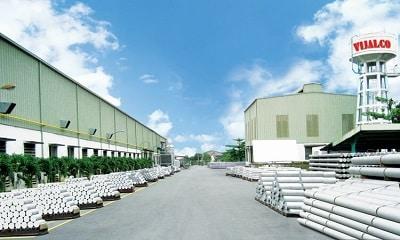 Nhà máy sản xuất nhôm Sapa tại Việt Nam