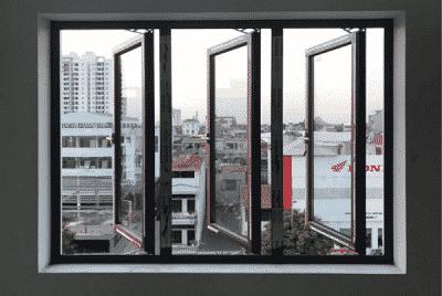 Cửa sổ 1 cánh nhôm Xingfa