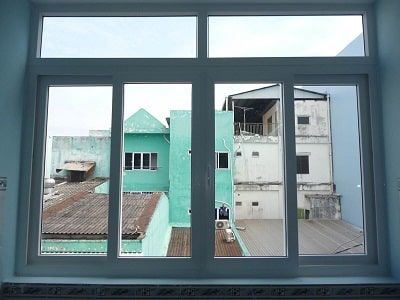 Cửa sổ nhôm Xingfa cho nhà phố