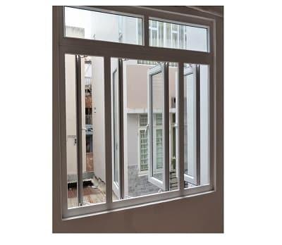 Cửa sổ nhôm kính 4 cánh tiện lợi