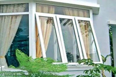 Cửa sổ luôn tạo nên không gian thoáng đãng cho ngôi nhà