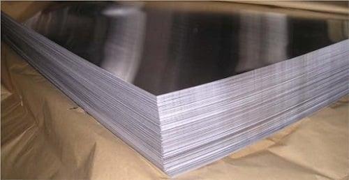 Nhôm tấm A5052 được sản xuất tại nhà máy
