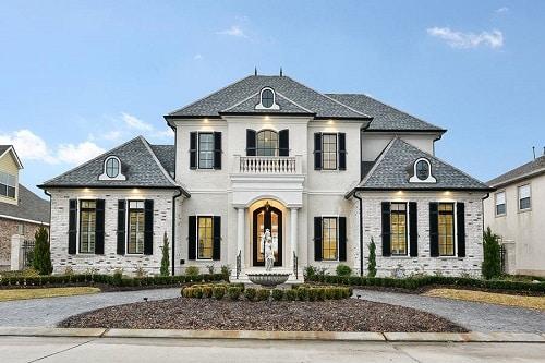 nhà ở châu Âu mang trong mình nét đẹp tinh tế, nhưng sang trọng, hướng đến sự thoải mái cho gia chủ