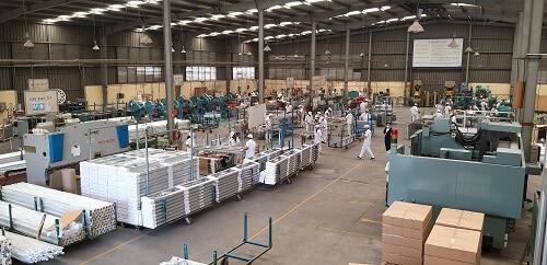 Loval, nhà máy gia công CNC tại Bình Dương