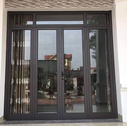 Cửa chia đố giúp kích thước cửa trở nên hoàn hảo hơn