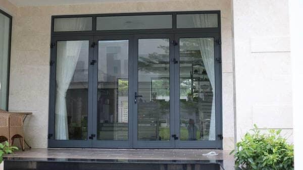 Tùy theo kích thước xây dựng mà cửa nhôm có những kích thước phù hợp khác nhau